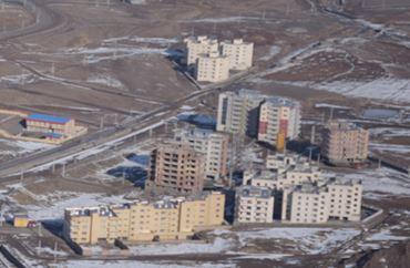 فاضلاب شهرک میلاد مرند در فضای باز رهاسازی میشود