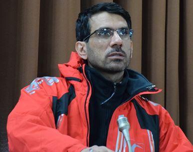 معاون سازمان امداد و نجات: با حضور در شرایط نسبتا سخت توان امدادگران کوهستان محک میخورد
