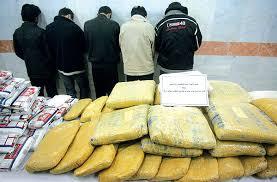 افزایش ۲ برابری کشفیات مواد مخدر در آذربایجانشرقی