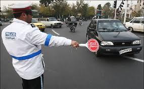 نرخ جریمههای رانندگی افزایش یافت