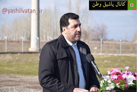 مدیر عامل شرکت برق منطقه ای استان: برق شهرستان مرند ۱۶۰ مگاواتی شد