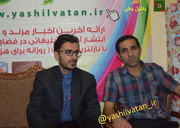 ورزشکار مرندی: پرچم کشور ایران را بیش از همه چیز دوست دارم/ آمریکا مانع صلح جهانی نشود.