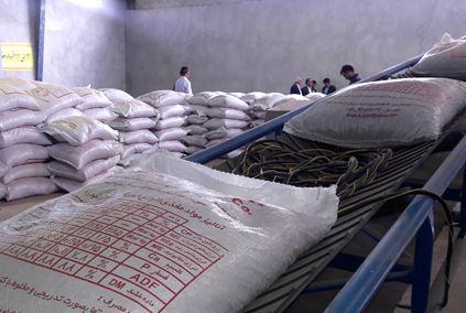 یک واحد تولیدی خوراک دام در مرند به بهره برداری رسید