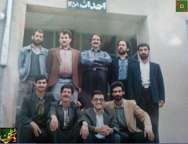مرند قدیم/ معلمان دهه ۶۰ در روستای