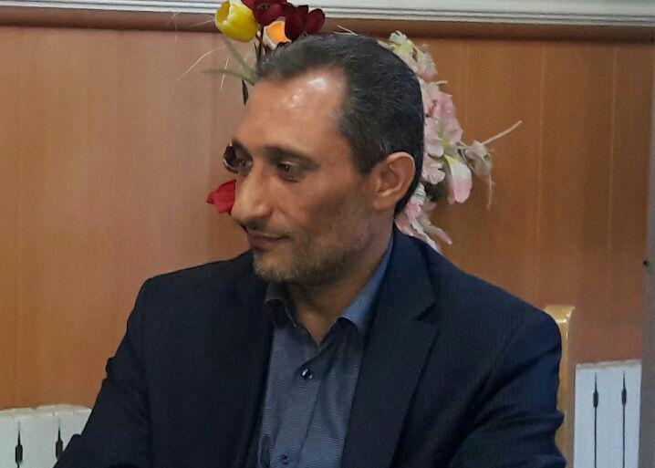 « راستگو» رسما فرماندار مرند شد + تصاویر