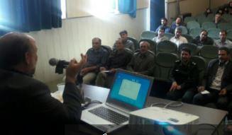 کارگاه آموزشی مجمع بسیج مرند برگزار شد