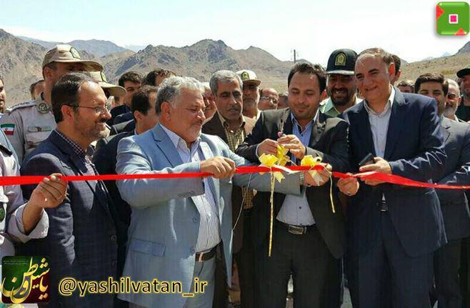 افتتاح بازارچه مرزی نوردوز ارس