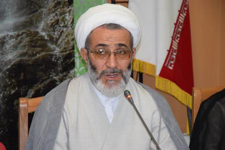 امام جمعه مرند در جمع فعالین هیاتهای مذهبی مرند