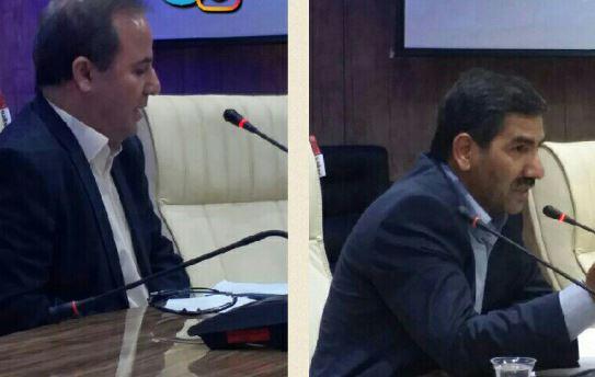 اولین جلسه بررسی گزینه های شهرداری مرند برگزار شد
