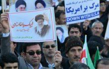 راهپیمایی مردم مرند علیه آشوبگران + تصاویر