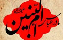 شعر ترکی در وفات ام البنین (س) مادر حضرت ابوالفضل (ع)