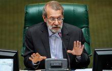 لاریجانی: قانوناً نمیتوان سوال از رئیسجمهور را به قوهقضائیه ارجاع داد