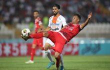 پیروزی تراکتورسازی مقابل سایپا/ تیمِ توشاک با هوادارانش بُرد