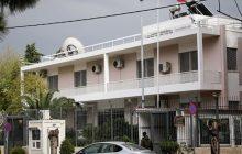 سفارت ایران در یونان مورد تعرض قرار گرفت