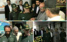 بازدید سرتیپ پاسدار دکتر حسن رستگار پناه از منطقه آزاد ارس