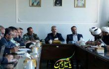 فرماندار مرند در جلسه هماهنگی برنامه های دفاع مقدس اظهار داشت: