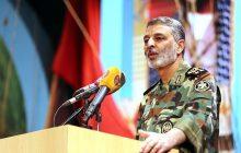 فرمانده ارتش: در مقابل هر ضربهای