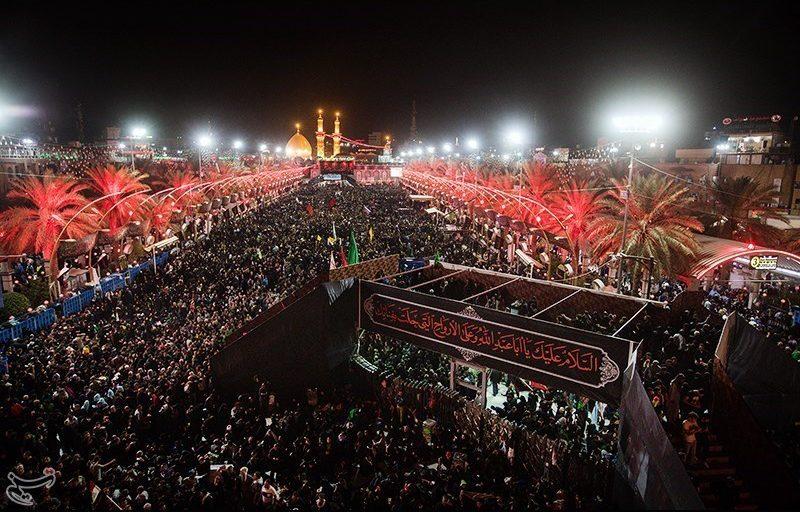 عراق اربعین باشکوه امسال به روایت آمار؛ مشارکت ۲۰ میلیون زائر؛ حضور زائران از ۵۰ کشور جهان