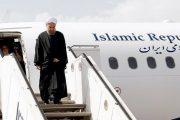 رئیس جمهوری کشورمان وارد آذربایجان غربی شد
