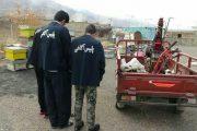 متلاشی شدن یک باند سه نفره سرقت وسایل خانه باغ ها در  شهرستان مرند